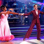 TELEVISION:DANCING WITH THE STARS--SHOW #2