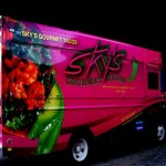 DINING: SKYS GOURMET TACOS