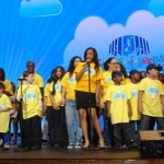 NEW YORK/EVENT: GARDEN OF DREAMS TALENT SHOW
