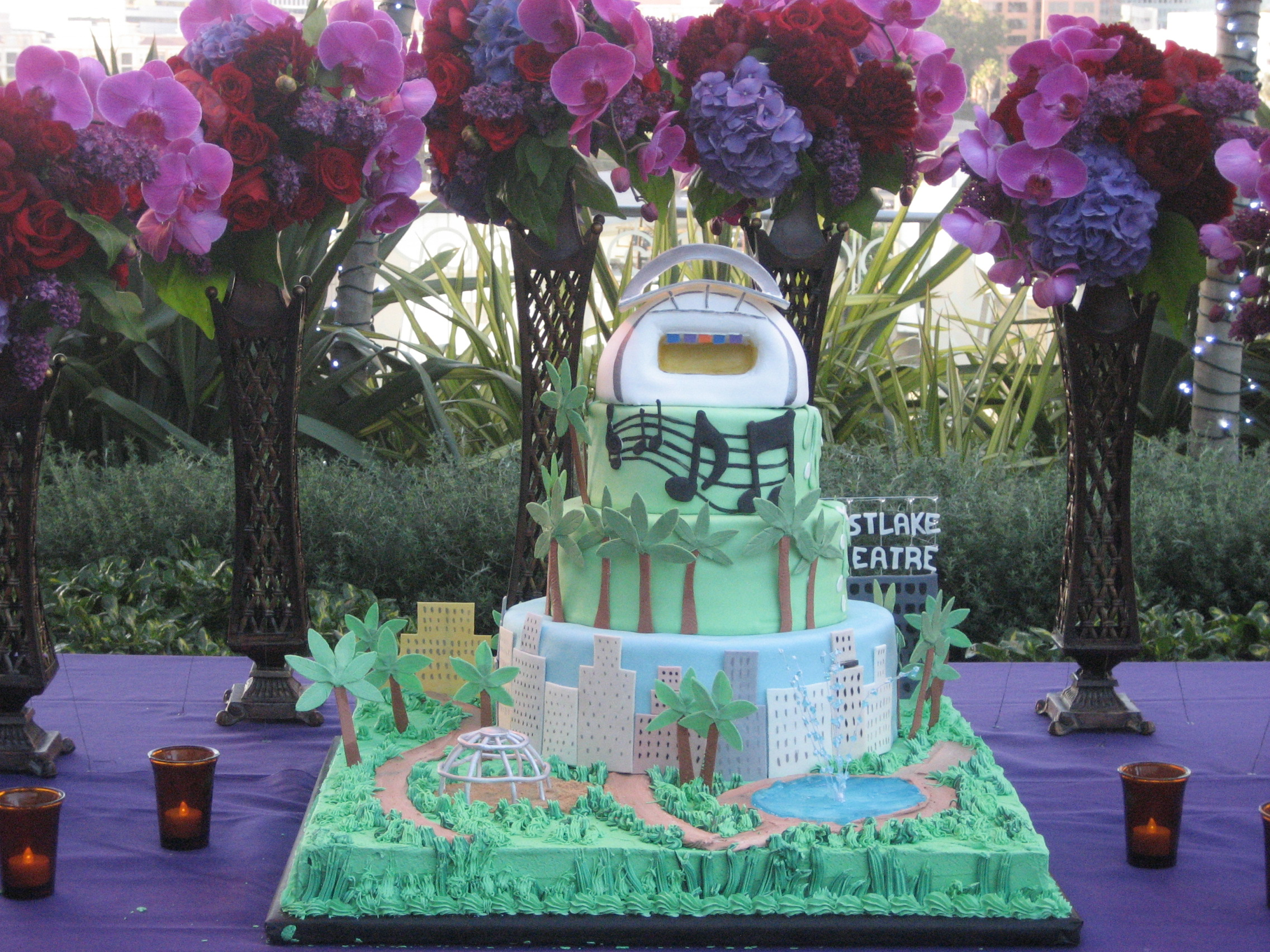 Macarthur Park Cake Out In The Rain
