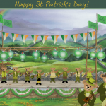 HOLIDAY: HAPPY ST. PATTY'S DAY!