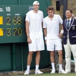 SPORTS: WIMBLEDON 2010--WEEK 1
