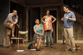 theatre paper clybourne park Clybourne park, a broadway play tackling issues such as  relations in modern  urban america, has earned widespread praise as a piece of theater  redlined  largely black neighborhoods in an n+1 essay on gentrification.