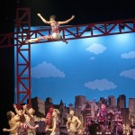 LIVE PRODUCTION: CIRCUS OZ: FROM THE GROUND UP
