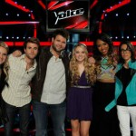 TELEVISION: THE VOICE—SEASON 4, LATE SEASON UPDATES