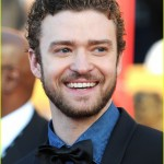 Justin Timberlake and his bow-tie.